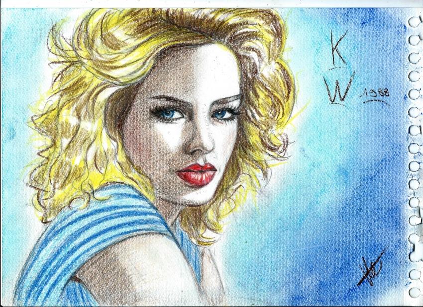 Kim Wilde by isabella1988